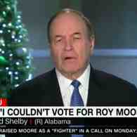 Richard Shelby child molester Roy Moore