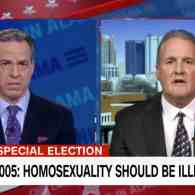 Roy Moore 'Probably' Thinks Homosexuality Should Be Illegal, According to Spokesman: WATCH