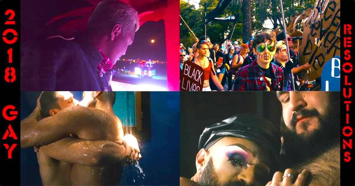 2018 gay