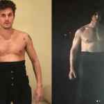 shirtless men kylo ren challenge