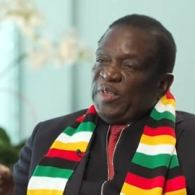 New Zimbabwe President Has No Intention of Legalizing Homosexuality: VIDEO