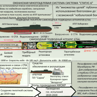 Pentagon Docs: Russia Has Underwater Nuclear Drone Capable of Carrying 100-Megaton Warhead
