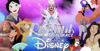 drag race disney