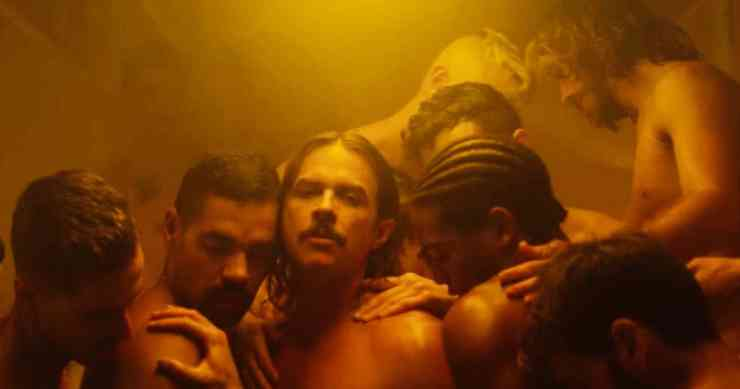 fischerspooner video hot new video