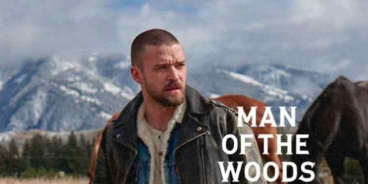 Justin Timberlake man of the woods new music