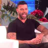 Ricky Martin Talks 'Versace' with Ellen: 'I Show My Tush for the First Time on Television'