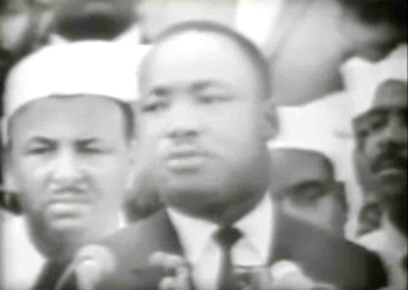 martin luther king jr dream speech
