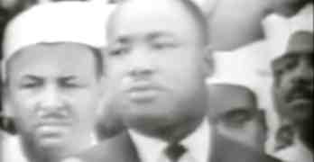 martin luther king jr dream speech
