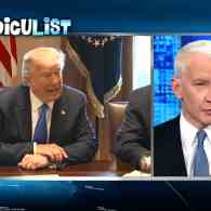Anderson Cooper Ridicules Trump's Claim That News Anchors Sent Letters Praising Him for Running a Meeting Well: WATCH