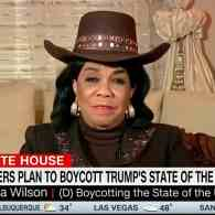 Frederica Wilson state of the union boycott