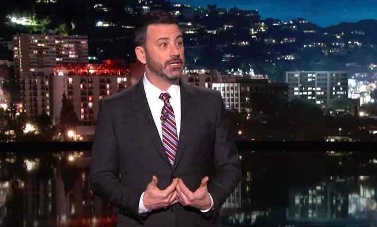 Jimmy Kimmel guns