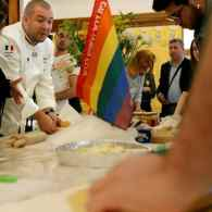 French President's Chef Teaches Gay Arabs and Israelis Rejected by Families How to Cook