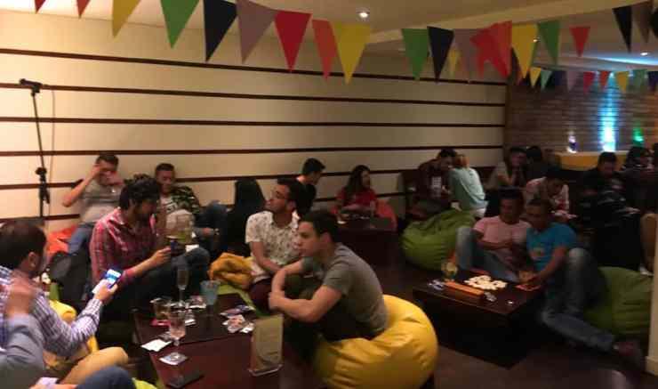 Gay bars in Bogota