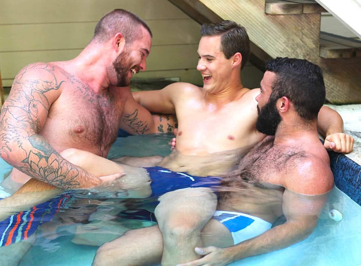 boys Gay island