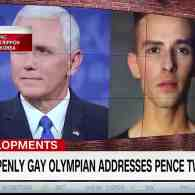 Adam Rippon's Mom to CNN: Skater Didn't 'Refuse' Meeting with Pence – WATCH