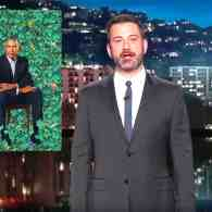 Jimmy Kimmel Obama portrait