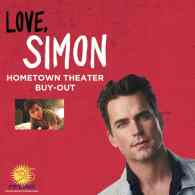 Matt Bomer Bought Out an Entire Screening of 'Love, Simon' and is Inviting the Public