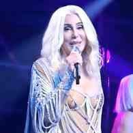 Cher Dazzles at Gay and Lesbian Mardi Gras in Sydney: WATCH