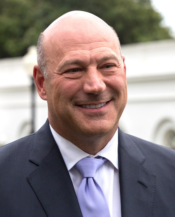 Trump's Top Economic Adviser Gary Cohn To Resign