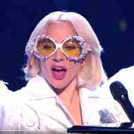 Lady Gaga Covers 'Your Song' in Tribute to Elton John: WATCH