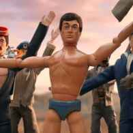 GI Joe Action Figures Team Up for an Epic Gay Desert Throwdown in New Ad: WATCH
