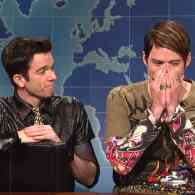 SNL's Stefon Returns with His 'Conceptual Piss Artist' Lawyer, Shy: WATCH