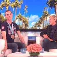Adam Rippon Tells Ellen He's Been 'Sleeping On Shawn Mendes' in Hilarious Interview: WATCH