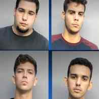 4 Men Who Attacked Gay Couple at Miami Beach Pride Get Hate Crime Charges, Face Up to 30 Years if Convicted