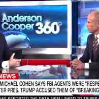 Stormy Daniels' Lawyer: 'Michael Cohen is Going to Fold Like a Cheap Deck of Cards on Mr. Trump'