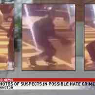 Police Seek Three Assailants Seen Viciously Beating Gay Men in D.C. – VIDEO