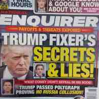Trump-Allied 'National Enquirer' Comes for Michael Cohen, Increasing Speculation He Has Flipped