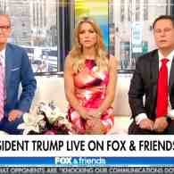 Trump Has Raging Meltdown on FOX & Friends Over James Comey, Michael Cohen, Ronny Jackson: WATCH