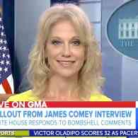 Kellyanne Conway on Comey: 'This Guy Swung an Election' – WATCH