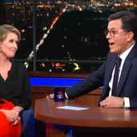 Cynthia Nixon Zaps 'Bad Cuomo' in Colbert Interview: 'Put Some Ointment on That Burn!'