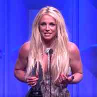 Britney Spears Accepts GLAAD Award from Ricky Martin: 'We Are All Beautiful' – WATCH