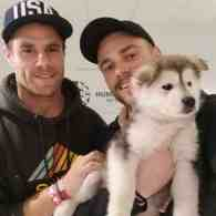 Gus Kenworthy and Matthew Wilkas Mourn the Loss of Their Rescue Puppy Beemo