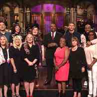 SNL Tried to Avoid Political Divisiveness by Bringing in the Cast's Moms for the Show's Cold Open: WATCH