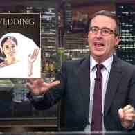 John Oliver Ruthlessly Mocks Royal Wedding Fever, Fake British Accents, and the Queen's Reaction: WATCH