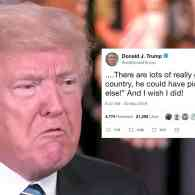 Trump Rants: 'I Wish' I Hadn't Appointed Jeff Sessions!