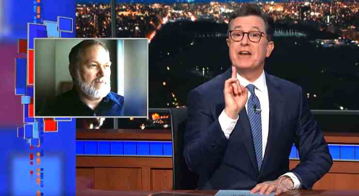 Scott Lively Stephen Colbert