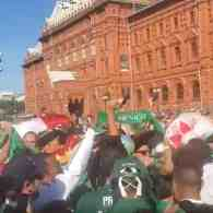 FIFA Investigating Anti-Gay Chants by Mexican Fans at World Cup in Russia: VIDEO