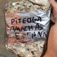 Rock with Homophobic Message Thrown Through Dublin Gay Bar Window on Eve of Pride