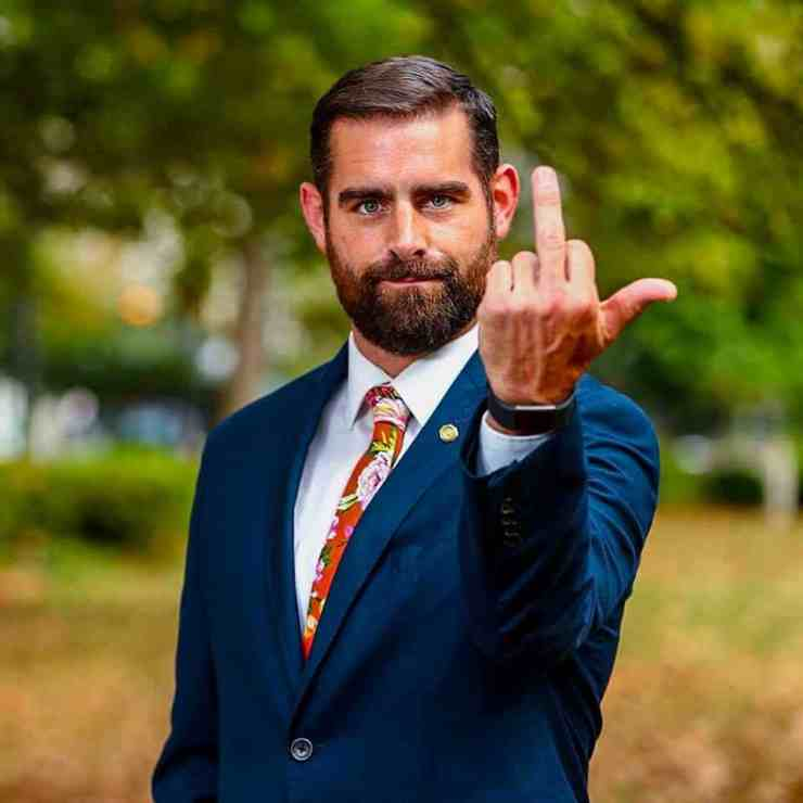 Brian Sims Mike Pence