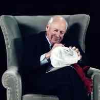 Dick Cheney Signs Waterboarding Kit in Promo for New Sacha Baron Cohen Series: WATCH
