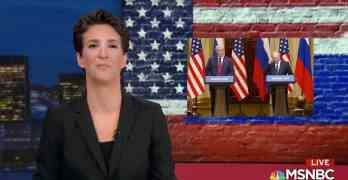 white house edited summit maddow