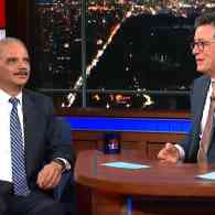 Eric Holder Teases 2020 Run, Says Putin Summit Was 'Collusion in Plain Sight' – WATCH