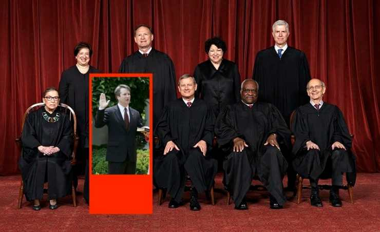 brett kavanaugh scotus