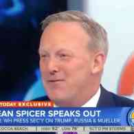 Sean Spicer Offers Pathetic Excuses for Lies He Told for Trump in 'TODAY' Show Interview: WATCH