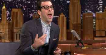 zachary quinto heckled
