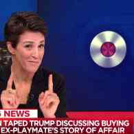 Rachel Maddow: It Seems That Trump's Lawyers Leaked the Secret Michael Cohen Recording – WATCH